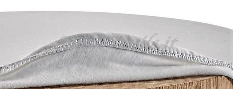 120x180 cm Bianco Centesimo Web Shop COPRITAVOLO con Elastico SALVATAVOLO Rettangolare Varie Misure 100/% Cotone Copri Tavolo Mollettone Elasticizzato sul Bordo