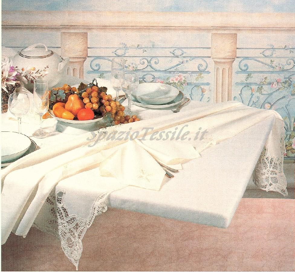 Copritavolo mollettone tavolo bianco prestige - Mollettone per tavolo ...