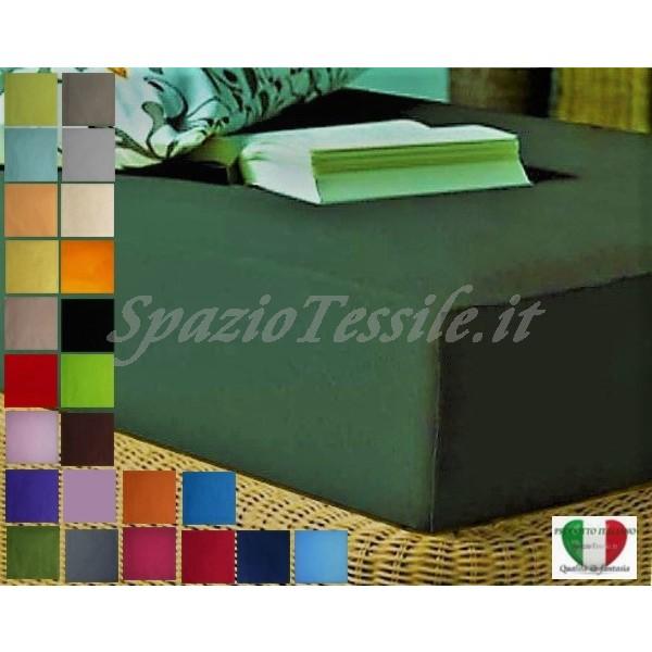 Lenzuolo Con Angoli 160x190 Per Materasso Matrimoniale