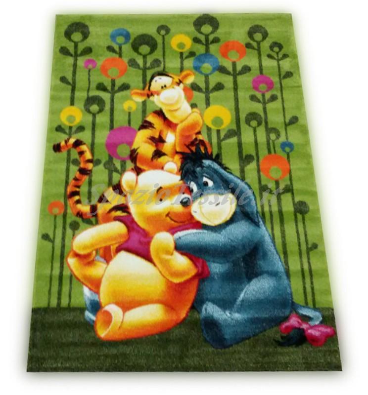 Tappeto Disney Winnie And Friend's