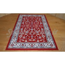 tappeto classico d79 rosso