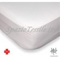 coprimaterasso sanfor cotone 180x200h30