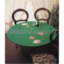 Copritavolo Mollettone Salvatavolo Da Gioco Poker Elastico Perimetrale 4 misure
