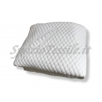 Copri Materasso Tessuto Antistress Ipoallergenico Massaggiante