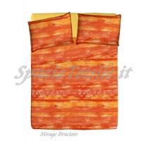 Completo lenzuola mirage bruciato
