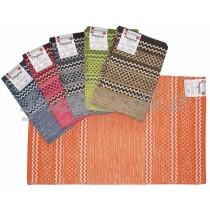 stuoia tappeto cotone con antiscivolo