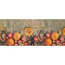 Tappeto ciniglia digitale Pumpkin Apples
