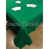 tovaglia poker verde